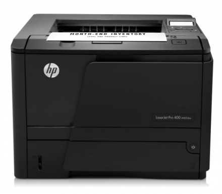 HP LaserJet Pro 400 M401dne Wireless Monochrome Printer (CF399A)