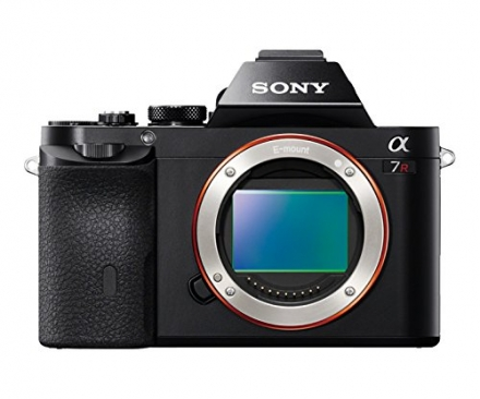 Sony a7R Full-Frame Interchangeable Digital Lens Camera – Body Only
