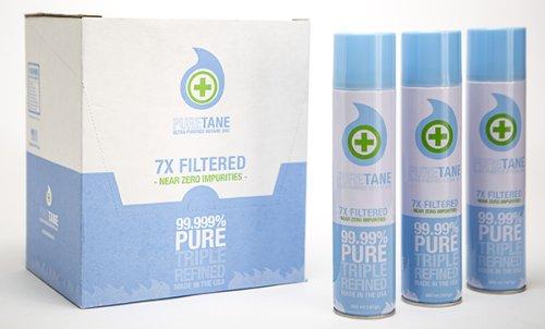 Puretane N-Butane BHO 99.999% Pure Butane Gas 300ml – Choose Your Quantity