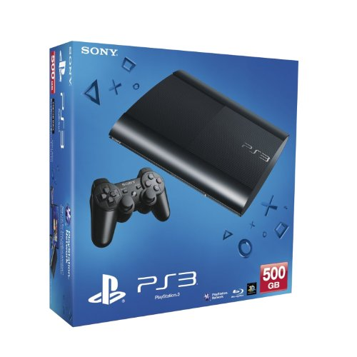 PS3 500GB System