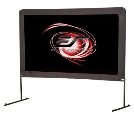 Elite Screens 100 Inch 16:9 Yard Master Outdoor Theater Portable Projector Screen (49.2″Hx87.8″W)