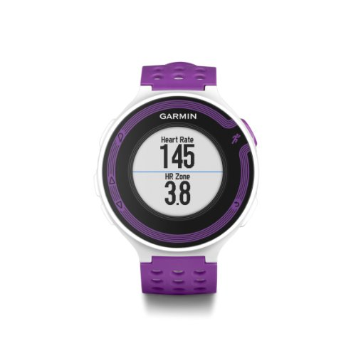 Garmin Forerunner 220 – White/Violet Bundle