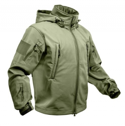 Rothco Special Ops Tactical Softshell Jacket