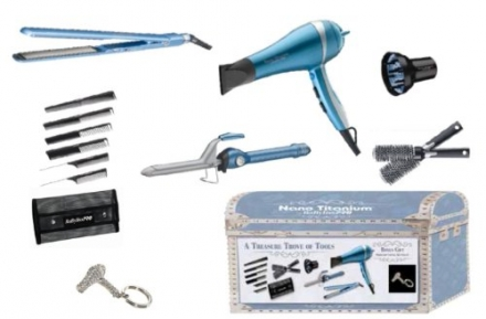 "Babyliss ""Treasure Trove of Tools"""