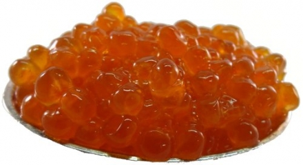 Bemka.com American Salmon Wild Caviar, 16-Ounce Tin