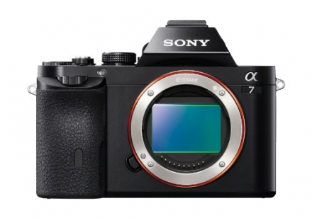 Sony a7 Full-Frame Interchangeable Digital Lens Camera – Body Only