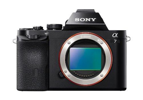 Sony a7 Full-Frame Interchangeable Digital Lens Camera – Body Only