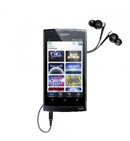 Sony NWZZ1060 32 GB Bluetooth Wireless Walkman Mobile Entertainment Player (Discontinued by Manufact