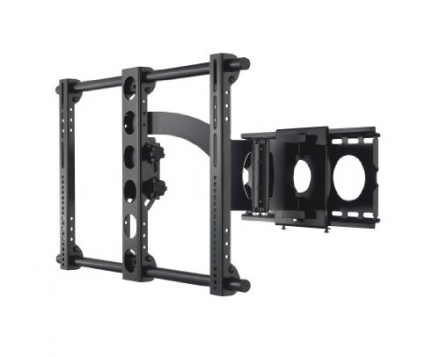 Sanus Classic MLF20-B1 Full-Motion Wall Mount for 32-inch to 70-inch TVs (Black)