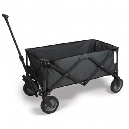Picnic Time 739-00-679-000-0 Adventure Wagon with All Terrain Wheels