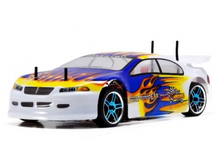 Redcat Racing Lightning EPX PRO Brushless Electric Car, 2.4GHz Radio, 1/10 Scale