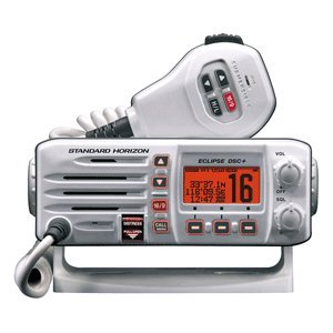 Standard Horizon GX1200W Standard Eclipse DSC and VHF Marine Radio – White