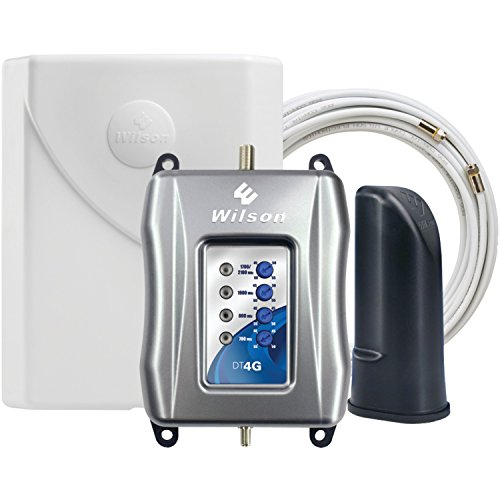 Wilson Electronics – 460101 DT 4G – Cell Phone Signal Booster for Small Home or Office