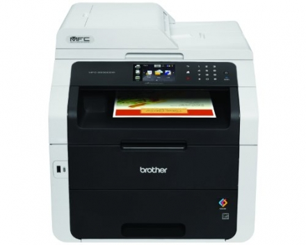 Brother MFC9330CDW WirelessAll-In-One Colorwith Scanner, Copier and Fax Printer
