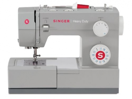 SINGER 4423 Heavy Duty Extra-High Sewing Speed Sewing Machine with Metal Frame and Stainless Steel B