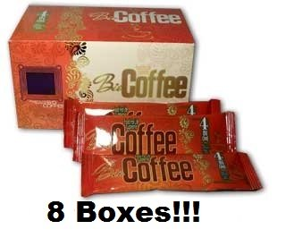 Bio Coffee (8 Boxes)