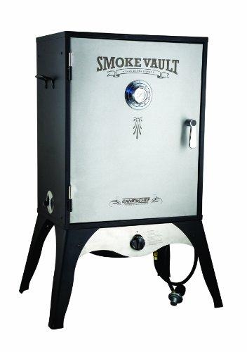 Smoke Vault 24″ Black