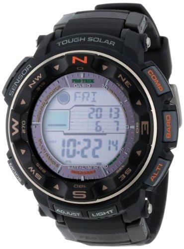 Casio Men's PRW2500-1 Pro-Trek Tough Solar Digital Sport Watch