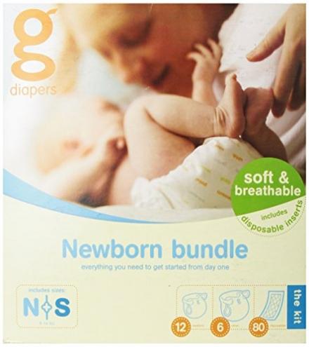 gDiapers Newborn Bundle