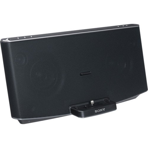 Sony Portable Speaker Dock for Ipad, Ipod, and Iphone with Lightning Dock Connector for Iphone 5, Ip