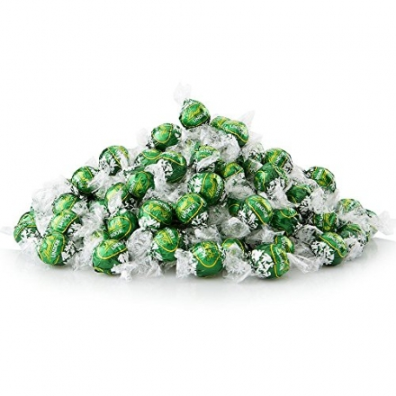 Lindor Mint Dark Chocolate, 550 Count