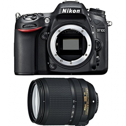 Nikon D7100 24.1 MP DX-Format CMOS Digital SLR with 18-140mm f/3.5-5.6G ED VR AF-S DX NIKKOR Zoom Le