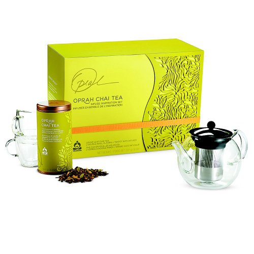 Teavana Oprah Chai Tea Infuse Inspiration Set