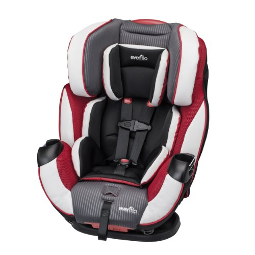 Evenflo Symphony Elite Convertible Car Seat, Ocala