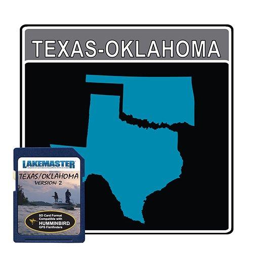 Humminbird LakeMaster 2014 Southeast States (FL / GA / AL / MS / TN) Digital GPS Map Card