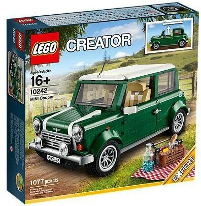LEGO CREATOR 10242 – MINI Cooper 1077 pcs
