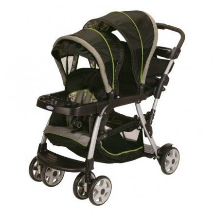 Graco Ready2Grow Classic Connect LX Stroller, Surrey