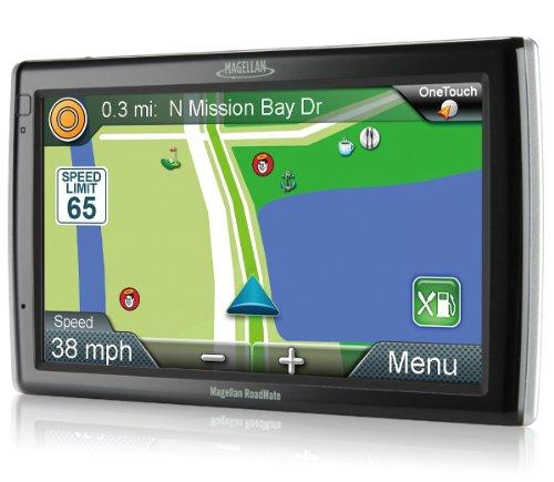 Magellan RoadMate RV9145-LM – 7-Inch GPS Navigator for RVers