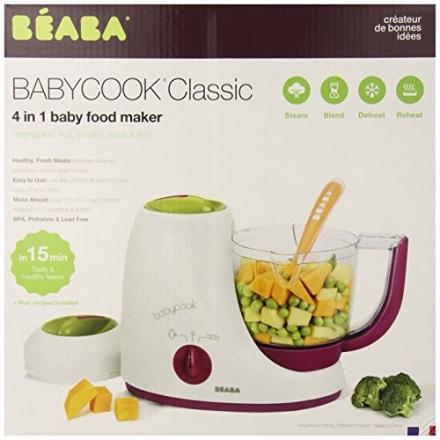 BEABA Babycook – Gipsy