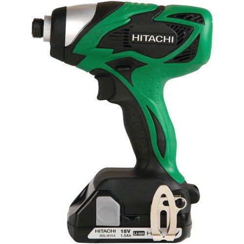 Hitachi WH18DSAL 18-Volt Lithium-Ion Impact Driver