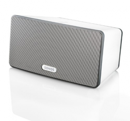 SONOS – PLAY:3 Wireless Speaker for Streaming Music (Medium) – White