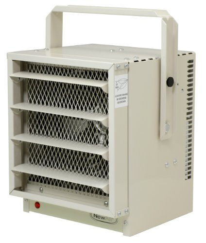 NewAir G73 Electric Garage Heater – Safe and Reliable Heat for 500 Sq Ft