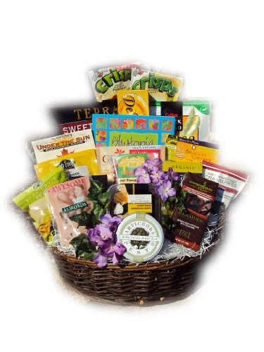 Women's Health Gift Basket for Her