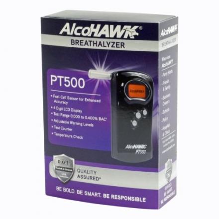 AlcoHAWK PT500 Breathalyzer