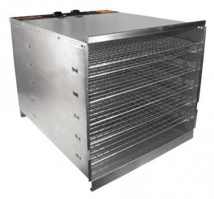 Prago Stainless Steel Food Dehydrato