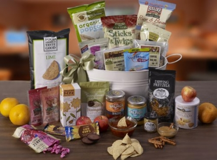 Fresh and Wholesome Gift Basket