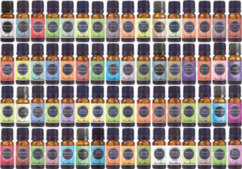 Supreme Aromatherapy 100% Pure Therapeutic Grade Essential Oils Set (Essential Oil Gift Pack)- 64/ 1
