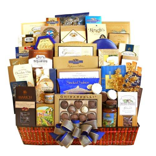 California Delicious Grand Splendor Gourmet Gift Basket