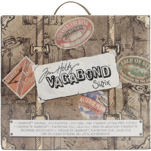 Sizzix Vagabond Machine Only – inspired by Tim Holtz (US Version) by Ellison