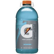 Gatorade G Series Perform Frost Glacier Freeze Sports Drink, 128 oz (Case of 13)