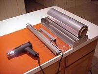Manual Wand-Based Shrink Wrap System – The PackageMaster 18″ System