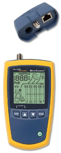 Fluke Networks MS2-100 Network Cable Tester
