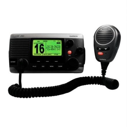 Garmin VHF On-the-Water Communicator, Black 010-00755-10
