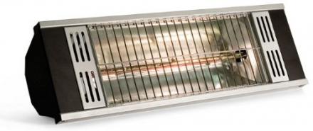 Heat Storm Tradesman Outdoor Infrared Heater, 1300-watt