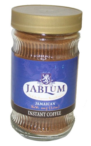 Jablum Instant Coffee, 9 pack of 3.5 oz jars