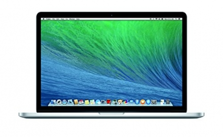 Apple MacBook Pro MGXC2LL/A 15.4-Inch Laptop with Retina Display (NEWEST VERSION)